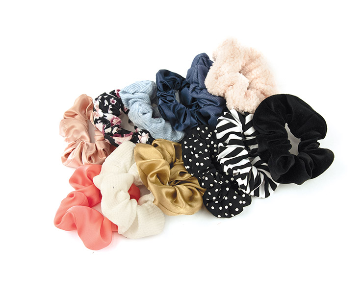 Scrunchies Mood 6pc